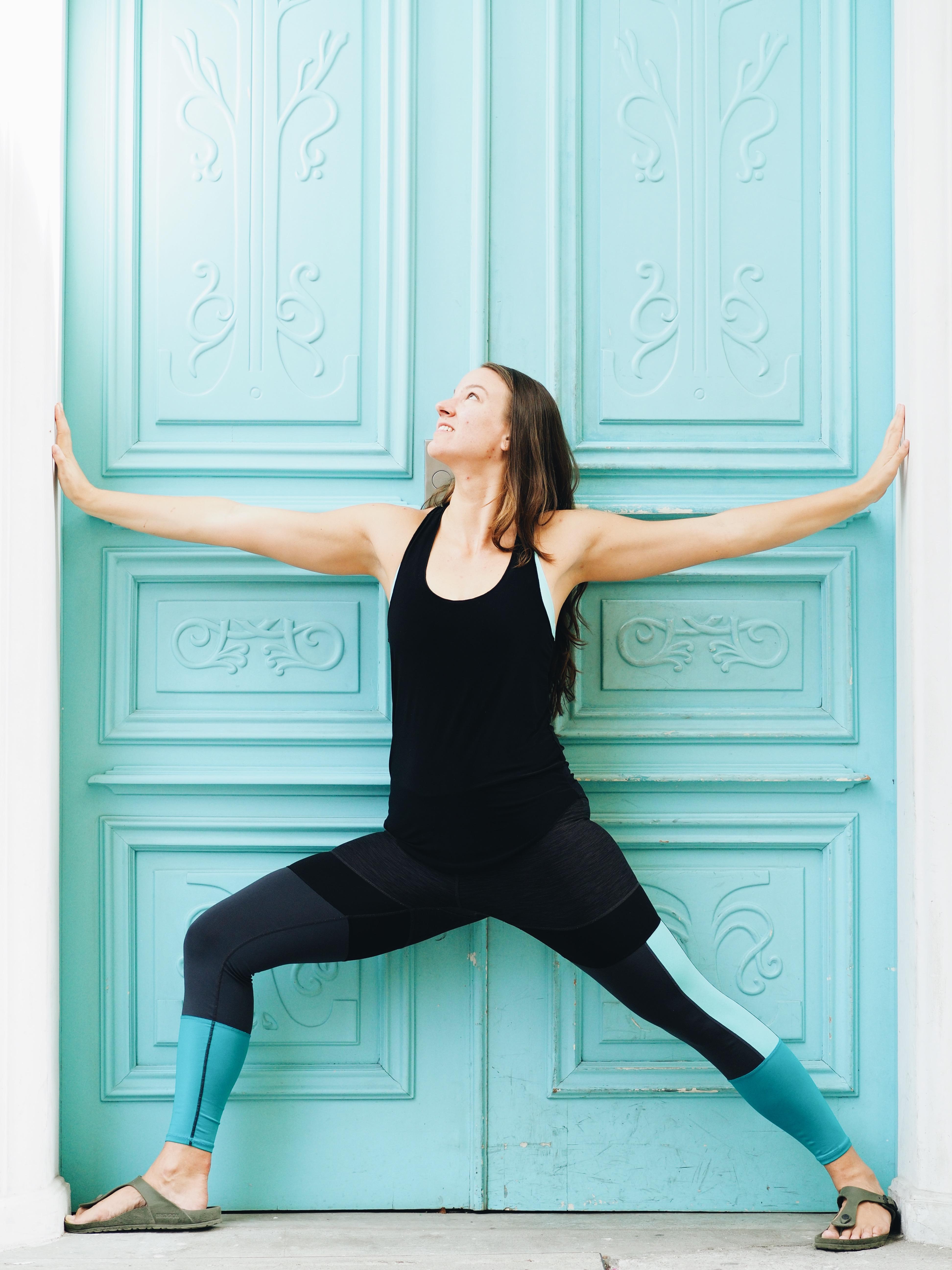 Vinyasa Flow class at Casco Yoga Panama. Casco Viejo, Panama City. clases de yoga en panama. yoga studio panama