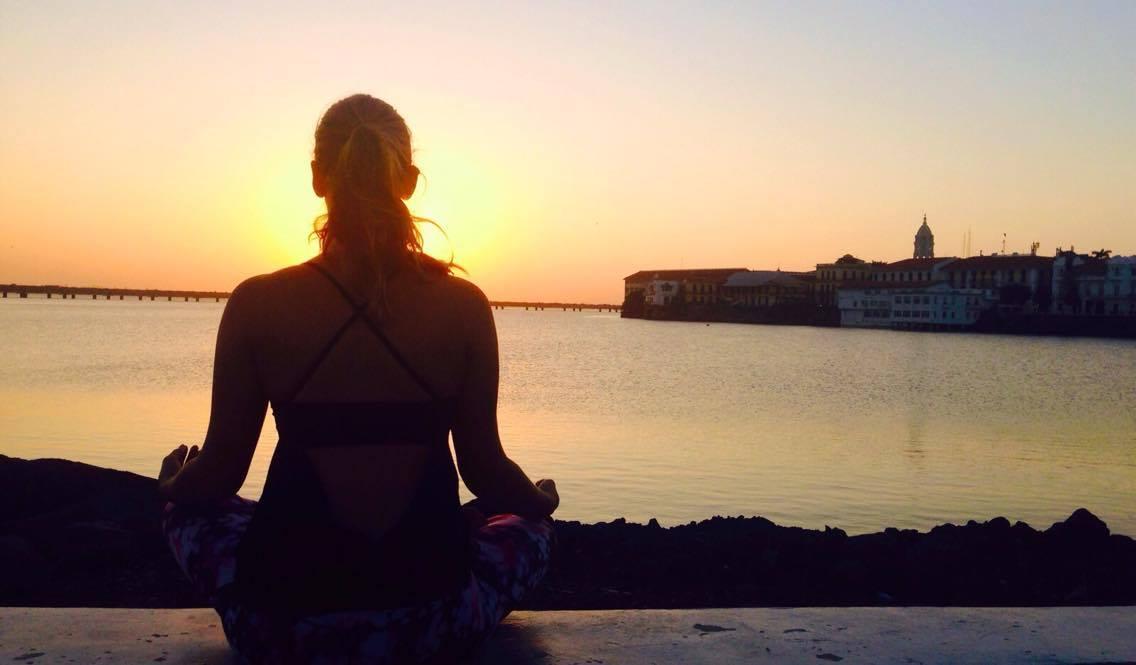 Vinyasa Flow Pre-Registration. Morning Vinyasa Yoga Class, pre-register, Casco Yoga, Casco Viejo, Panama City, Panama
