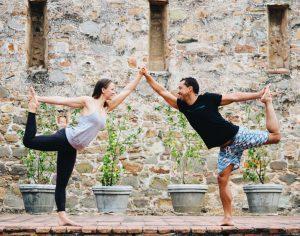 Maya Davis and Edwin Davis. Owners of Casco Yoga Panama, Yoga Studio. Casco Viejo. Panama City, Panama. Yoga Panama. Ashtanga yoga panama. Vinyasa yoga panama. clases de yoga en panama. Casco Antiguo Panama. boutique yoga studio